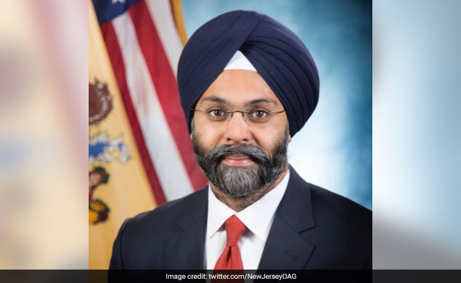 New Jersey AG Gurbir Singh