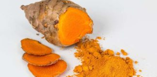 Turmeric cure for glaucoma