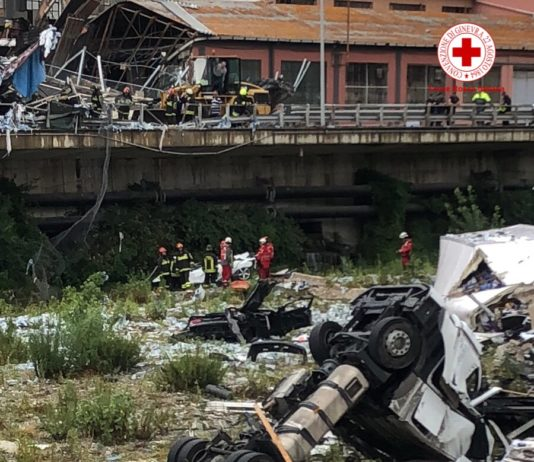 Morandi Bridge Collapse