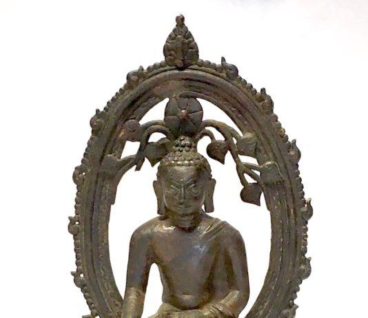 Stolen Buddha Statue