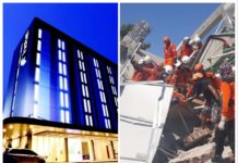 Hotel Roa Roa collapse