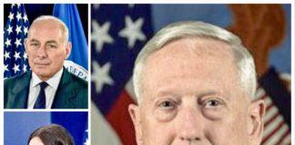Kelley, Mattis, Sanders