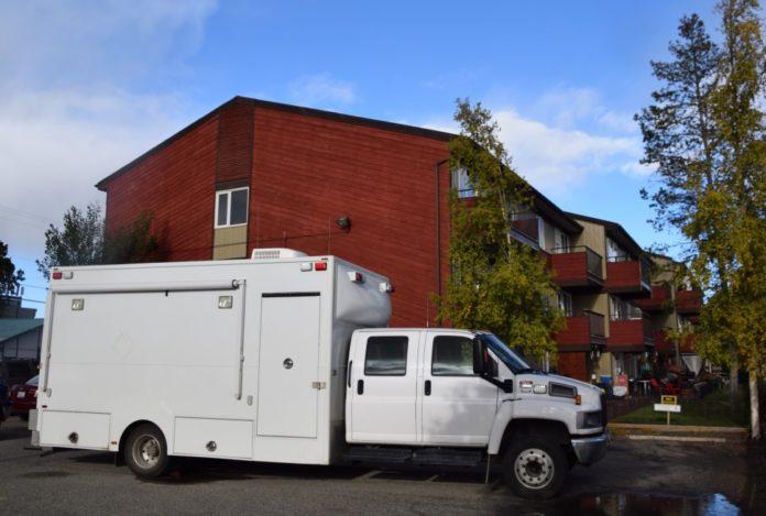 RCMP bomb disposal unit