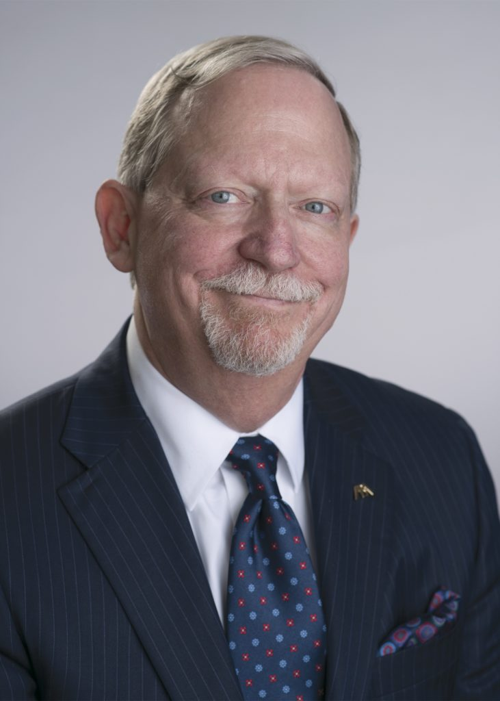 American Bar Association President Bob Carlson