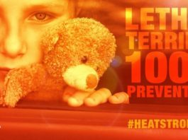 NHTSA hot cars