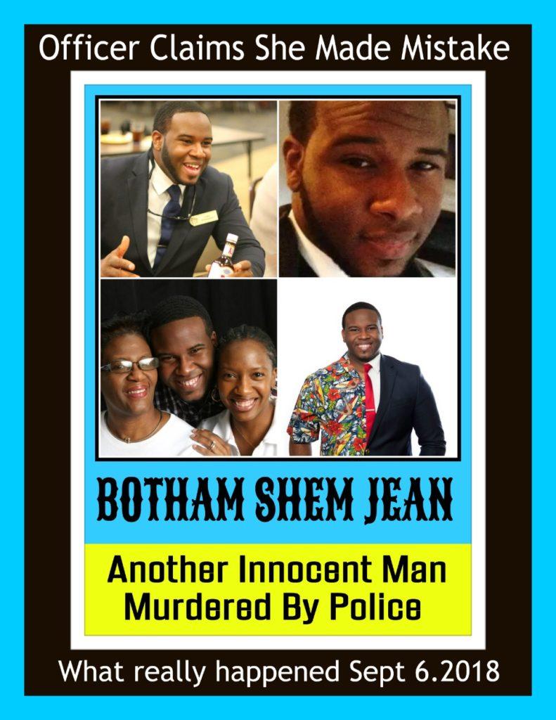 Botham Shem Jean poster.