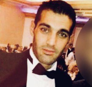 Suspect Ibrahim Ali