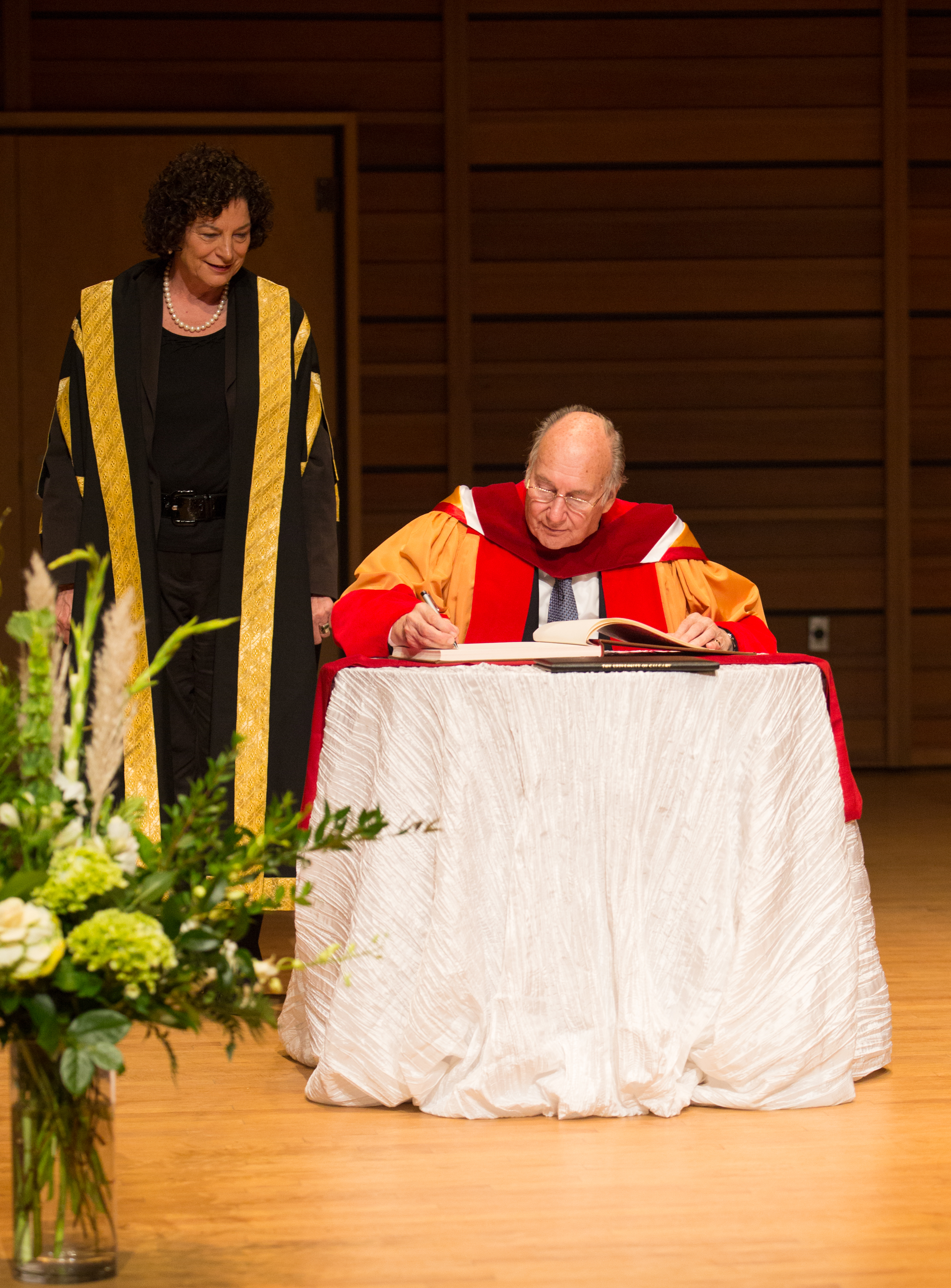 Aga Khan honorary degree