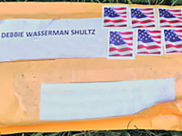 US parcel bombs