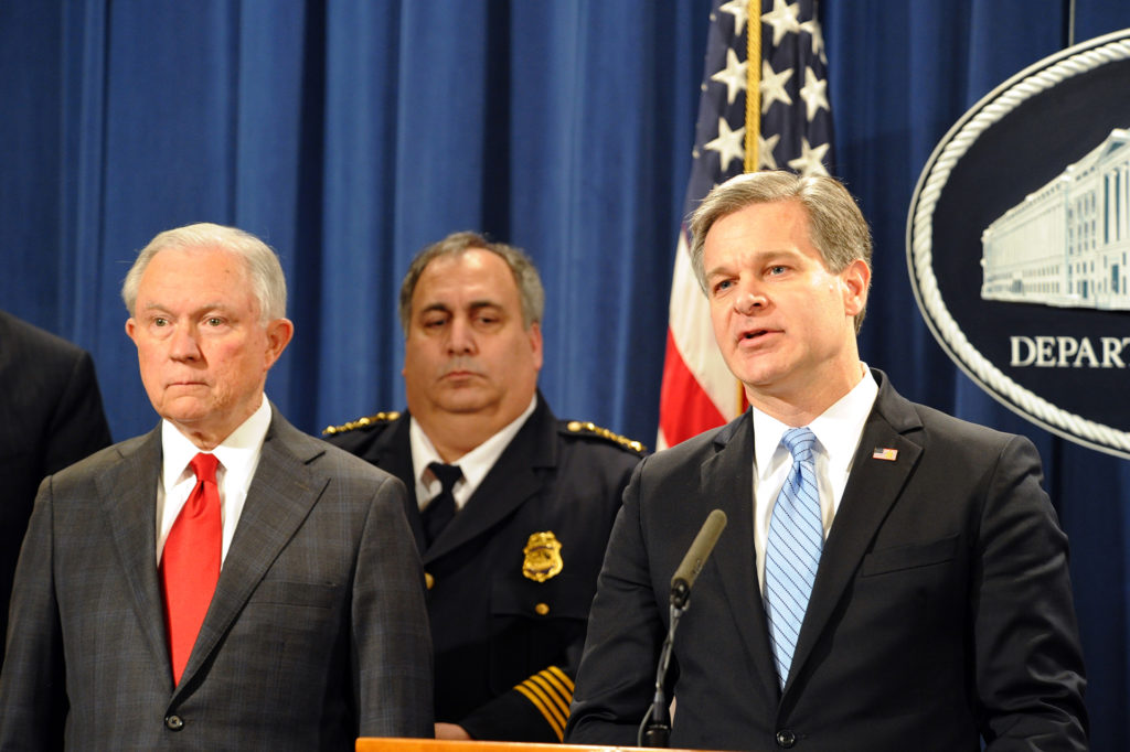 Sessions and Wray