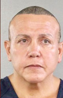 Suspect Cesar Sayoc