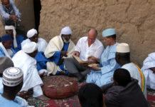 Aga Khan in Timbuktu