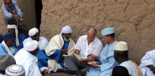 Aga Khan in Timbuktu