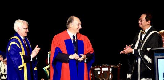 Aga Khan SFU/UBC degrees