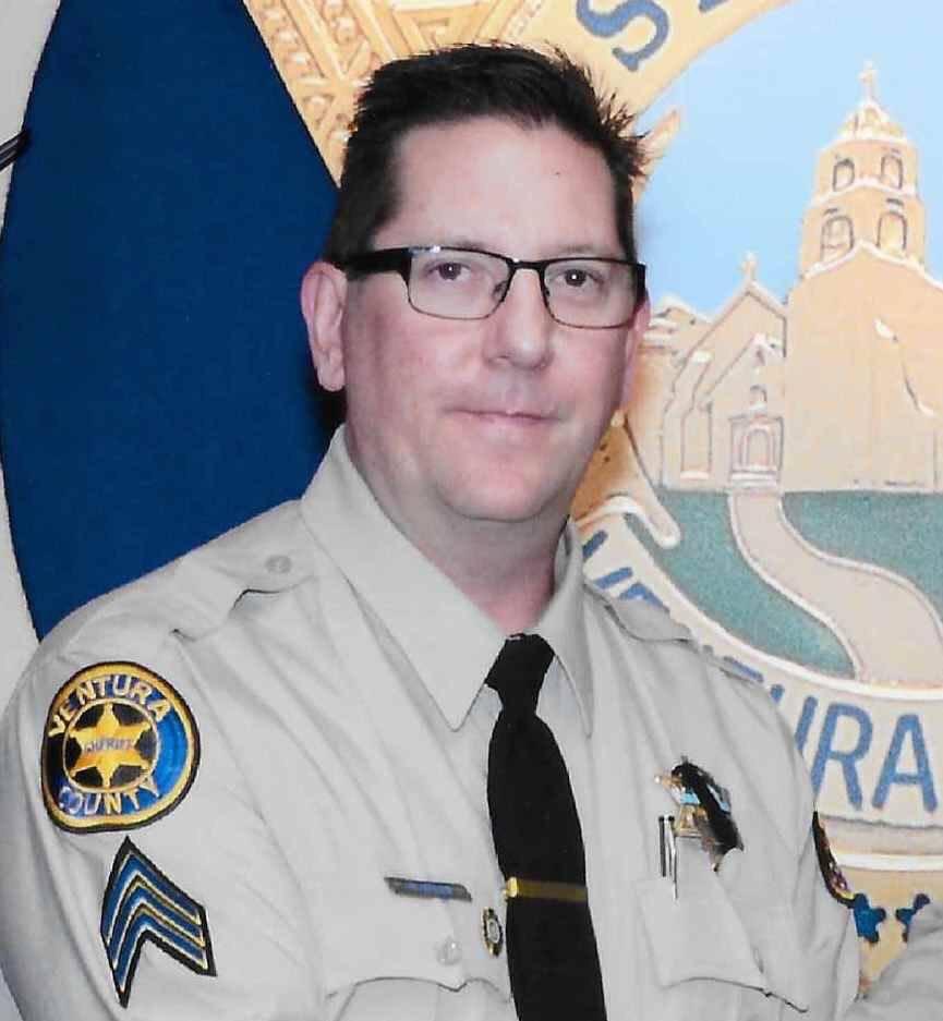 Sgt. Helus of Ventura County