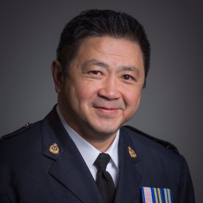 Howard Chow, VPD